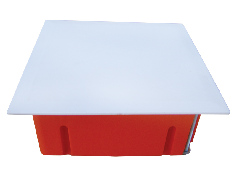 MOUNTING BOX 100x100 plaster